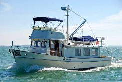 1999 Pacific Trawler 37 Pilothouse Trawler
