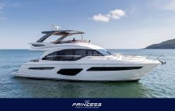 2019 Princess 62 Flybridge