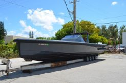 2007 Wally 45 TENDER