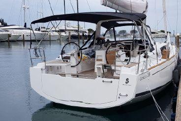 2018 Beneteau Oceanis 38.1