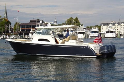 2019 Hinckley Sport Boat 40c - SOUTHERN CROSS