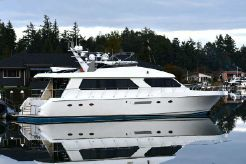1997 Forbes Cooper FC 74 Pilothouse