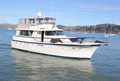 1984 Hatteras ED Motoryacht