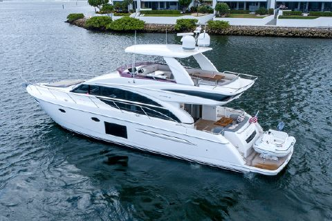 2016 Princess 60 Flybridge