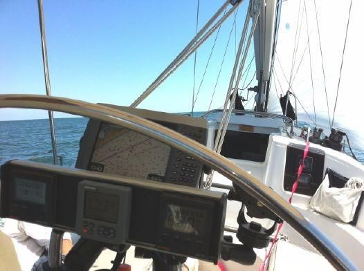 1995 MacGregor Wing Keel Pilothouse Cutter