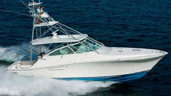 Cabo 52 Express Manufacturer Provided Image