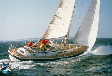 1991 Hallberg-Rassy 36