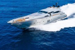 2010 Pershing 115 rif. 5034M