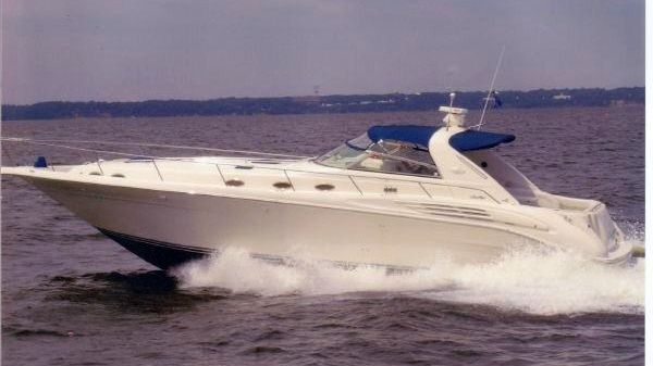 Sea Ray 450 Sundancer 45 Sea Ray 96