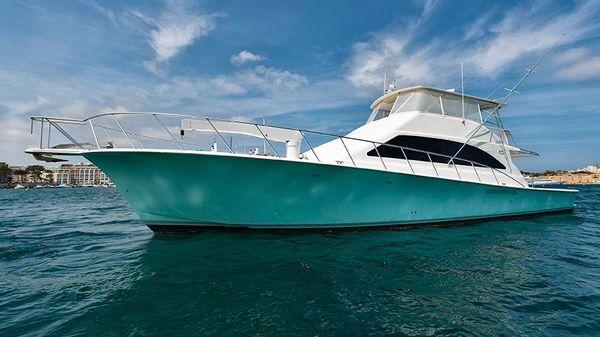 Ocean Yachts 73 Super Sport
