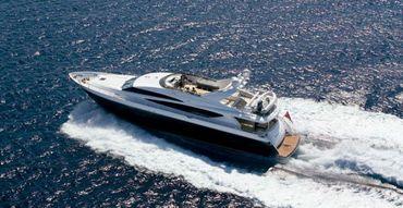 2011 Princess 95 Motor Yacht