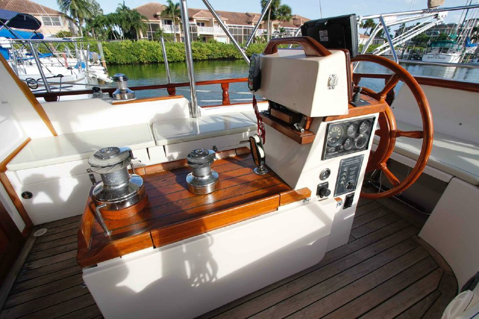 1989 Gozzard 36 Pilothouse Cutter