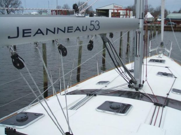 2013 Jeanneau BoatsalesListing Connecticut