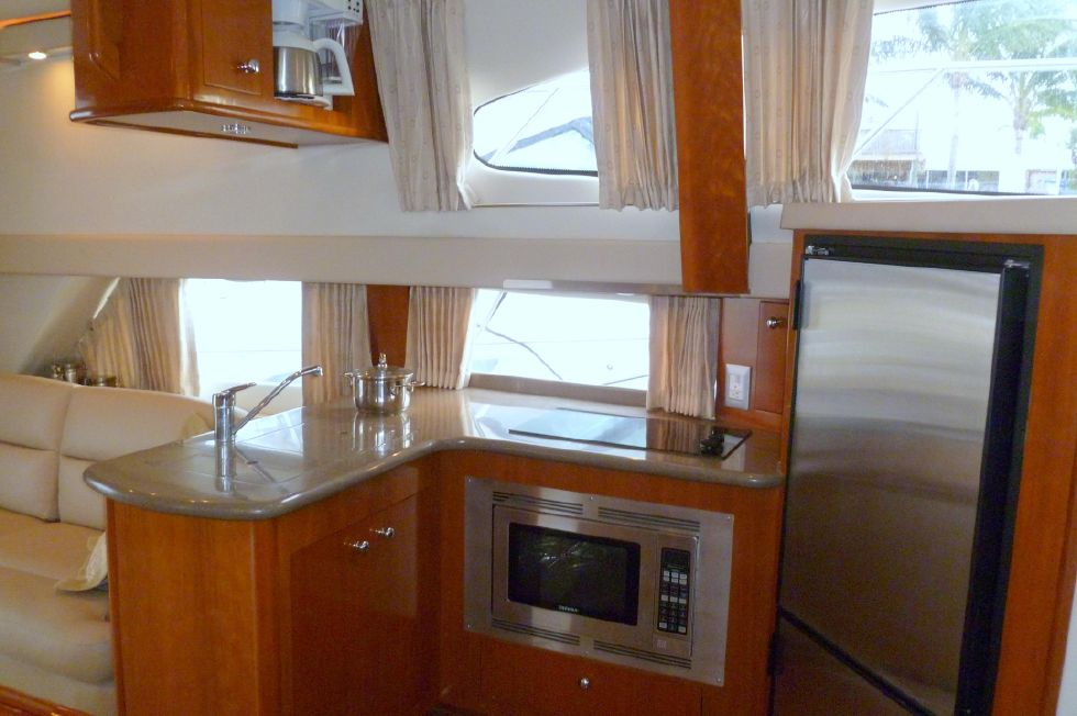 Carver 42 SS Galley