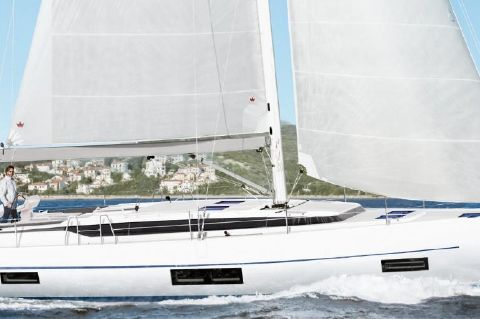 2019 Bavaria C45 - Manufacturer Provided Image