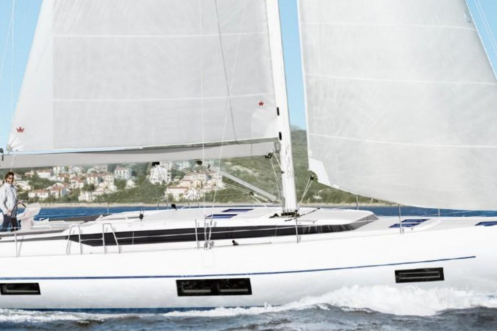 2020 Bavaria C45 - Manufacturer Provided Image