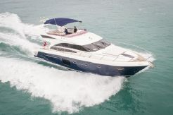 2011 Princess 64 - Last Share Remaining