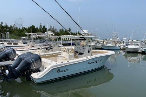 2017 Key West Billistic 281 Center Console - Profile