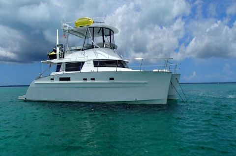 2008 Fountaine Pajot Cumberland 46 PC