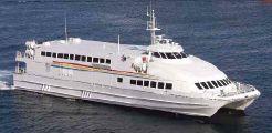 2001 Custom Fast Ferry