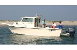 2007 Parker 2520 XL Sport Cabin