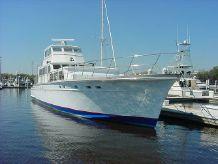 1980 Huckins Yachtfish