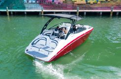 2016 Yamaha Boats 242 Limited S E-Series