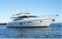 2007 Princess 67 Flybridge