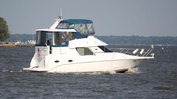 Silverton 352 Motor Yacht 35 Silverton 98