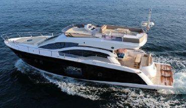 2010 Sessa Marine F54