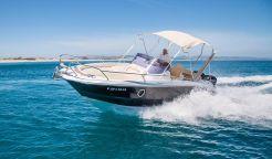 2016 Sessa Marine Key Largo 27
