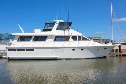 1988 Viking 63 Motor Yacht