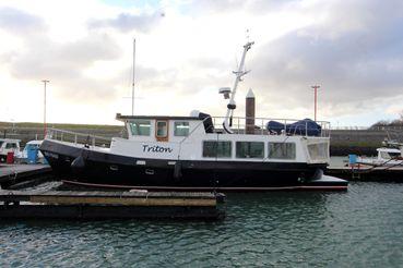 1992 Custom Pilothouse Trawler