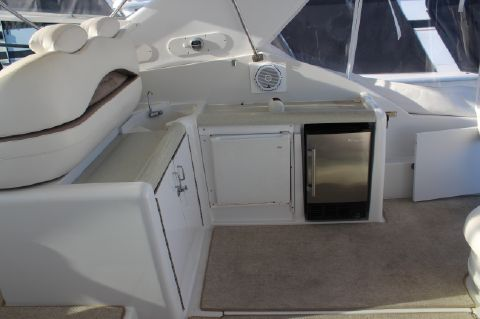 Cockpit and Ice Maker Starboard