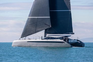 2021 Gunboat 68