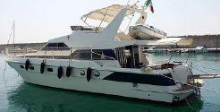 1991 Benetti Colvic delfino 53