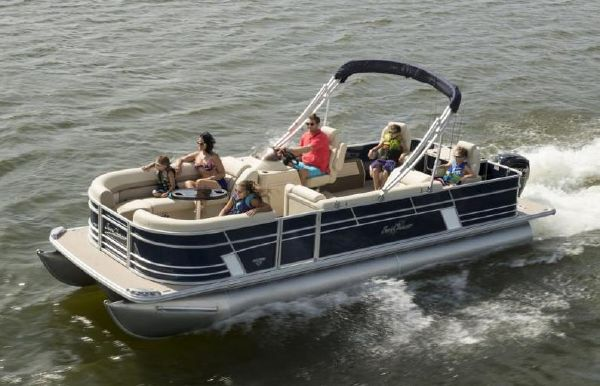 2018 SunChaser Eclipse 8523 Fish