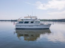 1987 Hatteras 63 Motor Yacht