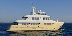 2009 Bandido Explorer trawler Jade 90