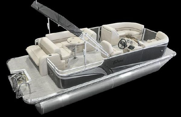 2018 Tahoe Pontoon LTZ Cruise Rear Bench - 22'