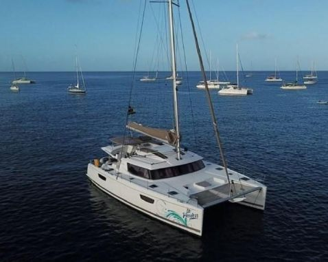 2015 Fountaine Pajot SABA 50 - Fountaine Pajot Saba 50