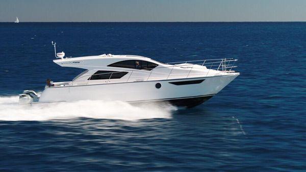 Mares 47 Mares Catamaran Outboard