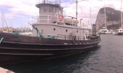 1945 Custom WW2 Tug Converted