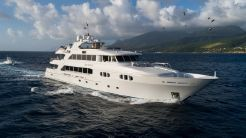 2013 Richmond Yachts Tri-Deck Motor Yacht