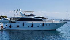2002 Custom Erre Yacht Akenaton 62