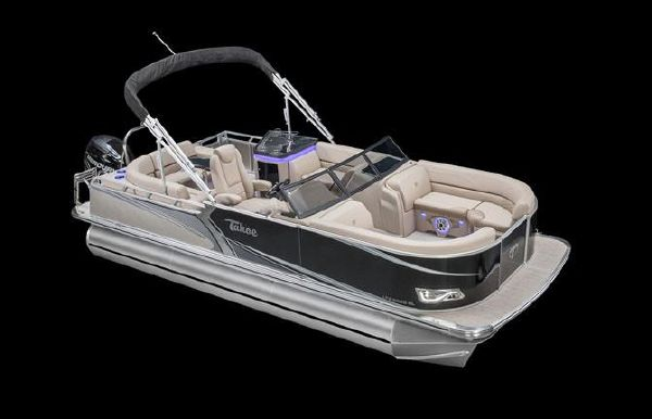 2018 Tahoe Pontoon LTZ Windshield - 24'