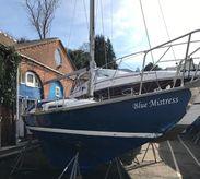 1988 Folkboat 25