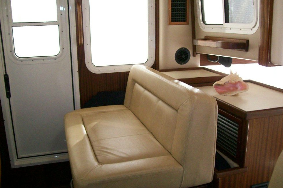 Captains Seat