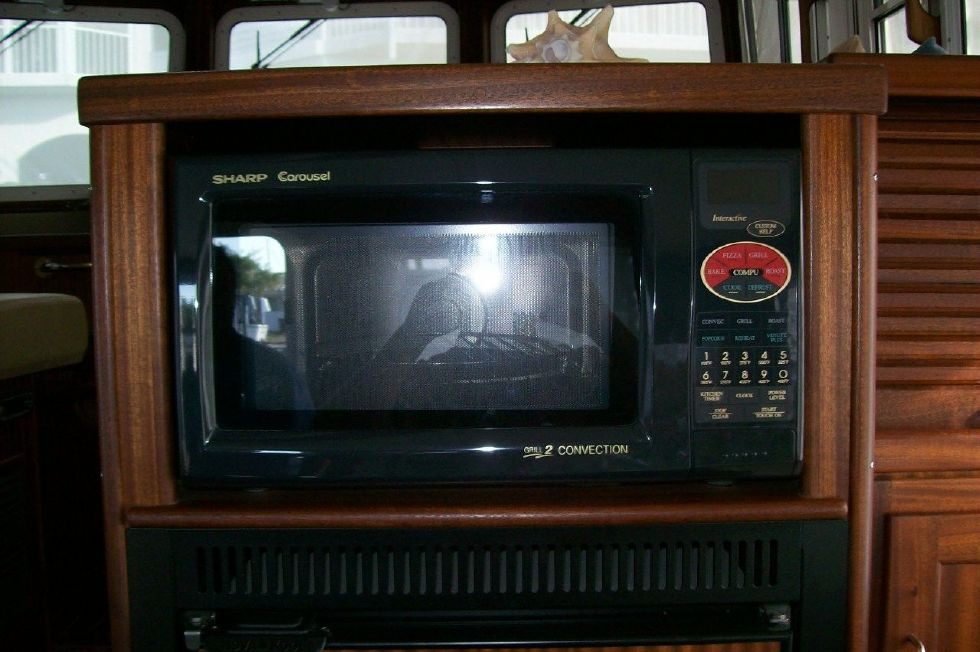 Microwave/Convection Oven/ and Grill