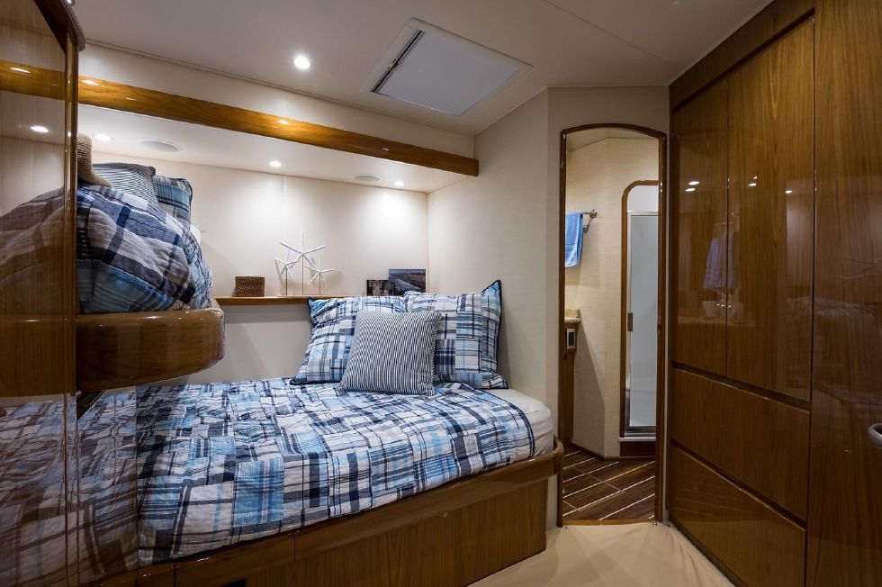 2013 Viking Enclosed - Port Guest Stateroom